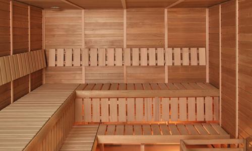 Western Red Cedar sauna Cedarland
