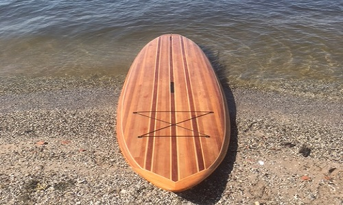 Surfplank Western Red Cedar (Eelco Florijn)